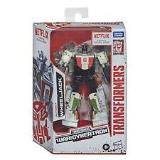 Hasbro Transformers War for Cybertron Series-Inspired Deluxe Wheeljack Netflix