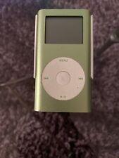 Second generation ipod