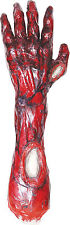 HALLOWEEN BLOODY BURNT BURNED ARM  PROP BODY PART HAUNTED HOUSE CEMETARY