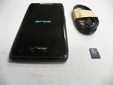 Motorola Droid RAZR MAXX XT912 Verizon Black Smartphone - FREE BUNDLE & SHIPPING