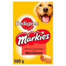 Pedigree Markies Meaty Roll Marrowbone Dog Treats 500g