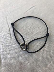Bracelet chaine d'ancre argent maille chaine dancre Marin Ancre Dinh Van Cordon