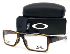 OAKLEY AIRDROP MNP OX8121-0455 Polished Tortoise / Demo Lens 55mm Eyeglasses