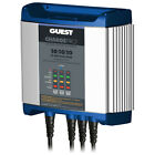 Marinco Guest Onboard Electrical Battery Charger 30a 12v 3 Bank 120v Waterproof