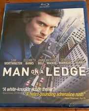 Man on a Ledge (Blu-ray Disc, 2012) New and Sealed