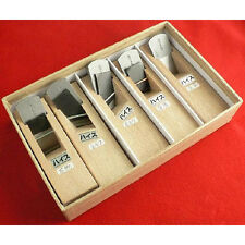 Japanese Precision Woodworking Plane 30mm Blade Set of 5 made by Tsunesaburo.
