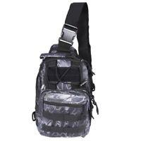 Outdoor Camping Shoulder Tactical Military Backpack soprt Hiking Trekking Bag
