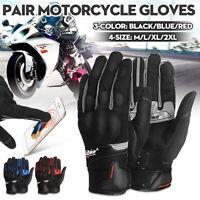 Motorcycle Cycling Gloves Full Finger Anti-skid Wearproof Off-road Racing Bike