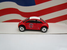 MATCHBOX COCA-COLA COKE VOLKSWAGEN NEW BEETLE AKA VW BUG WITH REAL RIDERS