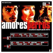 Amores Perros Una Pelicula De Alejandro Gonzalez Innaritu Audio Cd