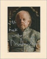 Roger Griffiths Game Of Thrones Mace Tyrell Signed Mounted 10x8 Autograph Photo