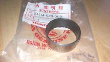 NOS HONDA ELSINORE CR 250 500 1989 BUSH FRONT FORK GUIDE 51414-KZ3-003 EVO 89