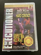 Mark Bolan The Executioner Don Pendleton lot 3 audio books on cassette tapes