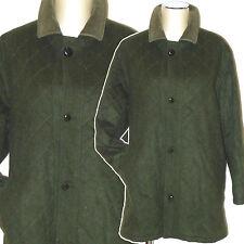 Giacca BURBERRY giaccone uomo cappotto verde Burberrys art. E2010