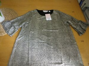 DP Maternity Sparkly Going Out Party Top Size 10 12 18 BNWT FREEPOST
