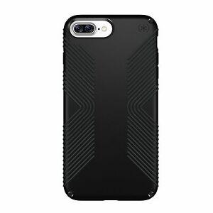 Speck CandyShell Grip iPhone 6/7/8 Plus Presidio Grip Case - Black