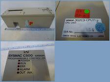 Omron 3G2C3-CPU11 E, CPU Unit, Sysmac C500