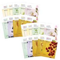 Goodal Mild Sheet Mask Pack 20PCS 10Type 100% Eco Friendly Bamboo Sheet Korea