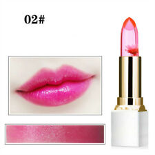 Hot Flower Jelly Gloss Lipstick Temperature Color Change Lip Balm Moisturizing 2#