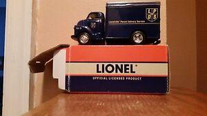 Eastwood Automobilia Lionel ERTL Parcel Delivery Service Truck,Die-cast,1:43,NIB