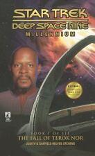 The Fall of Terok Nor (Star Trek Deep Space Nine, Millennium Book 1 of 3) by Gar