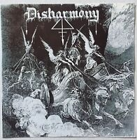 "DISHARMONY The Gate Of Deeper Sleep Vinyl 7"" EP 90's Death Metal NEW OLD STOCK"