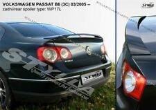 SPOILER REAR TRUNK BOOT VW VOLKSWAGEN PASSAT B6 3C WING ACCESSORIES