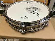 "Sonor Select Force Jungle Snare Wood Shell 10"" x 2""  w/16 Jingles"