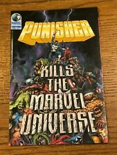 Punisher Kills the Marvel Universe #1 1st print 1995 NM