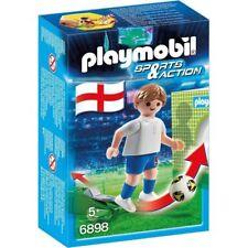 6898 Futbolista Inglaterra playmobil soccer,mundial,eurocopa England