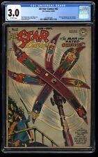 All-Star Comics #42 CGC GD/VG 3.0 1st Print New Atom and Hawkman Costume!