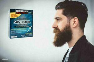 6 month supply 5% Solution Kirkland Hair Regrowth Treatment
