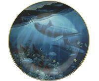 Danbury Mint Lahaina Seaflight Underwater Paradise Plate CP2530