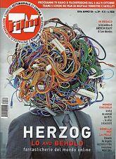 Film Tv 2016 39#Werner Herzog-Lo and Behold,Hou Hsiao-Hsien,Amid Naderi Monte,hh