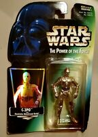 Kenner Star Wars The Power Of The Force C-3PO Action Figure 1995