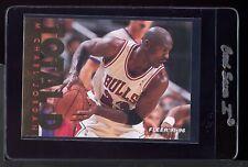 1995 Fleer Total D #3 Michael Jordan