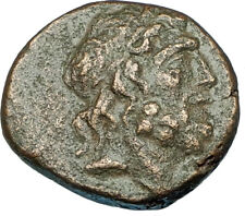 Dia in Bithynia 95BC MITHRADATES VI the GREAT Time Zeus Eagle Greek Coin i65844