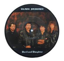 """BLACK SABBATH - Devil & Daughter - 7"""" Limited Edition Vinyl picture disc"""