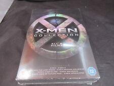 DVD Boxset X-Men Collection 8 Films upto Apocalpyse 1-8 New Sealed Damaged