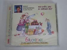ROLF ZUCKOWSKI & SEINE FREUNDE/6 RICHTIGE...(POLYDOR 1793419) CD ALBUM