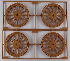 Pocher 1:8 Felgen Set komplett Fiat F-2 130 HP Racer 1907 neu OVP K 88