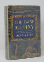 Herman Wouk - Caine Mutiny - 1st 1st First STATED - Pulitzer Prize - Basis Film