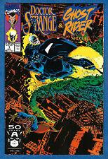 DOCTOR STRANGE & GHOST RIDER SPECIAL # 1  Marvel 1991 (Vf)