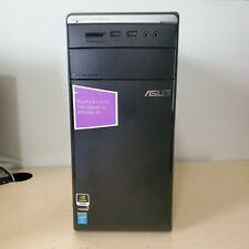 ASUS i5 Gaming Desktop Computer - Dedicated Graphics card 8GB RAM* No Hard Drive