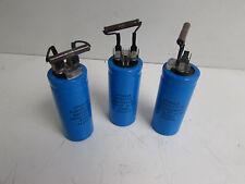 Sprague Powerlytic 36Dx10453P Capacitor 24000Uf 30Vdc (Lot Of 3) *Xlnt*