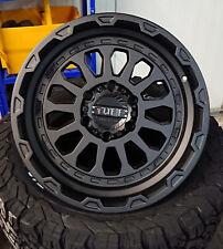 Tuff T3A 9x18 6x139,7 Felgen Ford Ranger Fiat Fullback Toyota Hilux Hummer H3