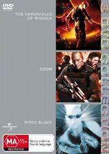 Chronicles Of Riddick  / Doom  / Pitch Black