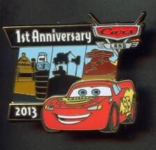 Disney Pin 95629 DLR - Cars Land - 1st Anniversary - Lightning McQueen