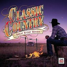 (CD) Classic Country -  Great Story Songs [2002, Time Life]