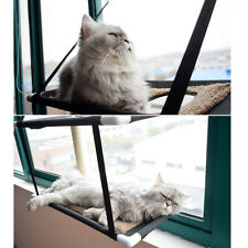 Double Layers Window Mounted Hammock Bed Kitty Cat Perch Cushion Sunshine Sofa